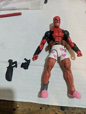 Marvel Legends UNDERWEAR DEADPOOL! Loose, Great Shape!