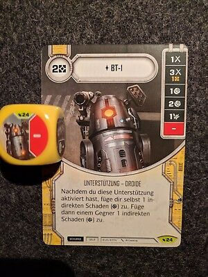 Star Wars Destiny BT-1 #24
