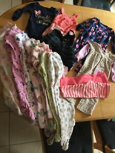 Baby clothing lot from 3-6months, 6-12 months