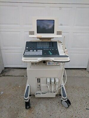 Philips Atl Ultrasound Machine Hdi-5000 W P4-2 C9-5 L7-4 Transducer Probe