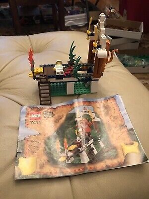 Lego Orient Expedition Tygurah's Roar (7411)