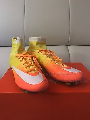 New Nike Mercurial Superfly FG ACC Women's size 8 Soccer Cleats  718753-818