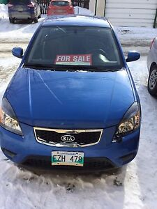 Kia Rio ex convenience fully loaded only 33,600km $6'550,00