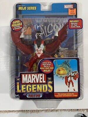MARVEL LEGENDS MOJO SERIES FALCON VARIANT NIP