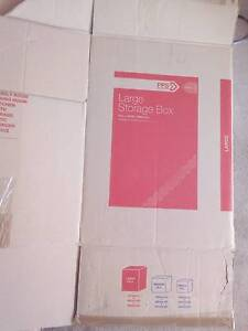 30+ Moving Boxes Large, Medium Size Rose Bay Eastern Suburbs Preview