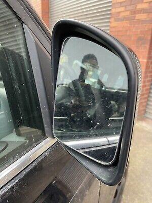 LEVC TXE TX5 ELECTRIC 2018 TAXI BREAKING N/S/F DRIVERS SIDE DOOR WING MIRROR
