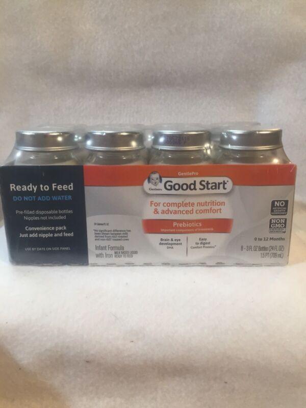 Gerber Good Start GentlePro Probiotics Infant Formula with Iron 0-12 Months