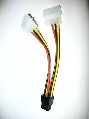 GTX 1070 1060 1050 980 Ti 970 950 Power Cable EVGA ASUS