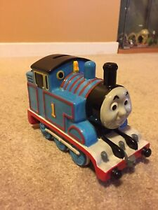 Thomas The Tank Train Engine Coin Bank