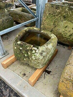 Reclaimed Sandstone Trough - WillMow