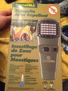 Mosquito area repellent