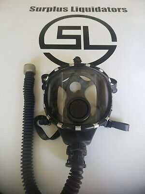 Scott Firefighter Scba Mask Medium. Good Condition Fast Shipping