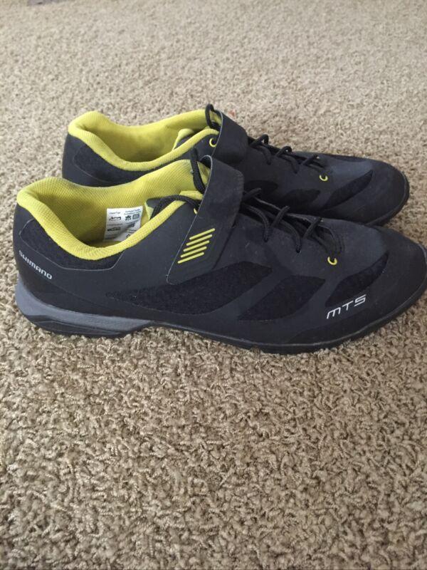 Shimano MT5 Cyclying Shoes Size 10.5 EUR 45