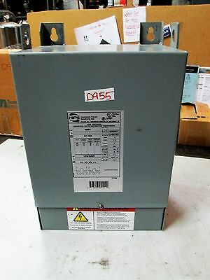 Hammond Hps Fortress Commercial Potted Distribution Transformer Pn C1f007 Pes