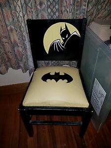 Handmade Batman chair Marrickville Marrickville Area Preview