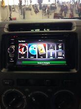 Toyota hilux car DVD GPS head unit free reverse camera Penshurst Hurstville Area Preview
