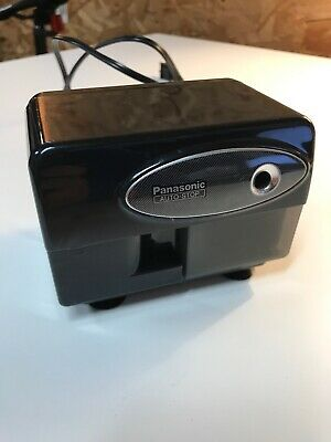 Auto-stop Panasonic Kp-310 Electric Pencil Sharpener Tested And Working