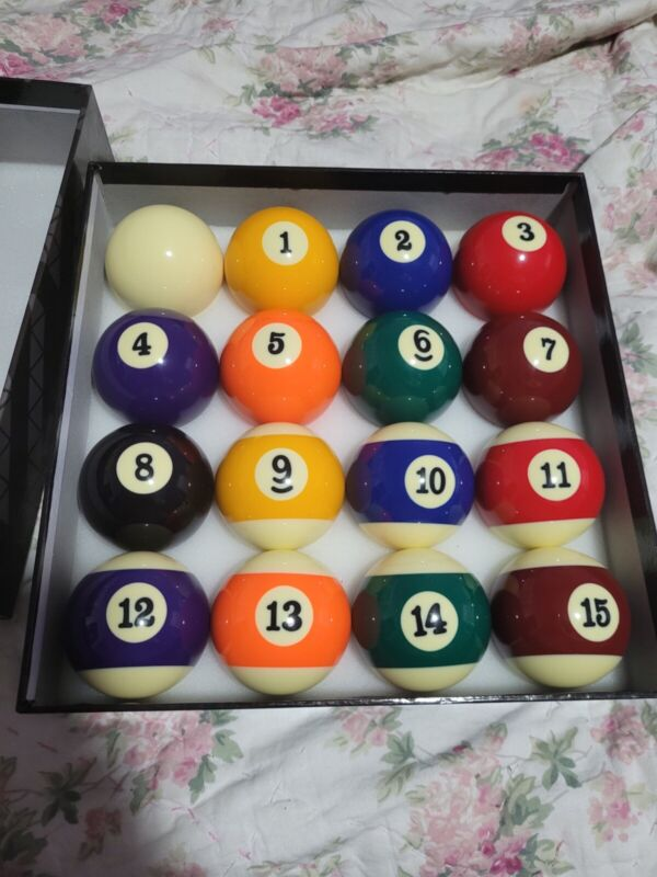 Japer Bees - Fun In Quality - Pool Ball Set [Brand New, In Box]
