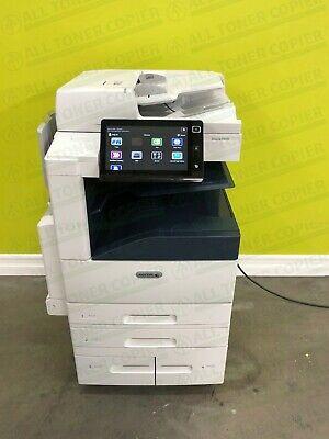 Xerox Altalink C8035 Laser Color Printer Scanner Copier Duplex 35ppm A3 C8045