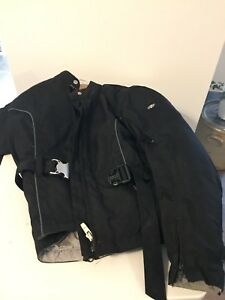 Women's Motorcycle Jacket size medium