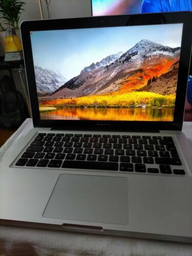Macbook pro 13 (fin 2011)
