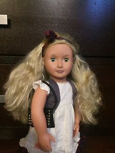 """Our Generation 18"""" Doll ( American Girl Style)"""