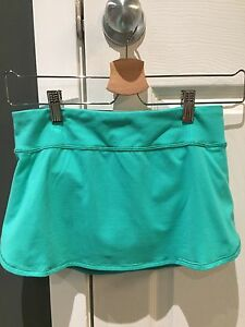Ivivva skirt with built in liner, size 12