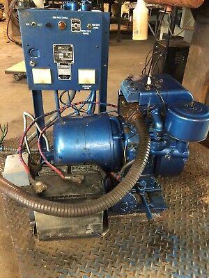 Winco Generator Model Pas405bh-3ralp