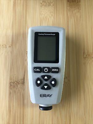 Eray Coating Paint Thickness Gauge Meter Digital Handheld For Car Automotive Wit