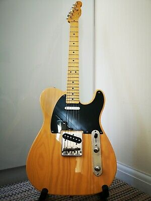 FENDER SQUIER CLASSIC VIBE 50'S TELECASTER ELECTRIC GUITAR ***MINT CONDITION***