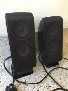 ALTEC LENSING, amplified SPEAKERS, 15W