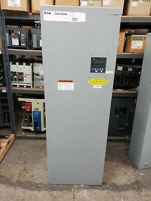 Cutler-hammer Transfer Switch Eaton Atc-300 1000a Breaker Type