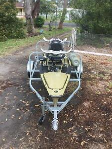 Hobie Kayak  Pro Angler 14 Tournament Ready Erowal Bay Shoalhaven Area Preview