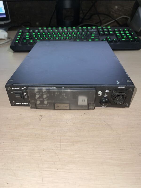 Radiocom Telex BTR-500 Wireless Intercom System Base Station