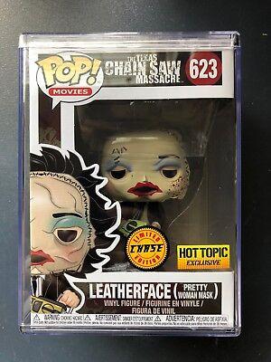 The Texas Chainsaw Massacre Mask (Funko Pop The Texas Chainsaw Massacre Leatherface (Pretty Woman Mask))