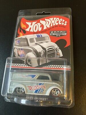 Hot Wheels 2019 Legends Tour Exclusive Dairy Delivery Zamac Edition