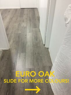 12mm Laminate Timber Flooring Clearance!