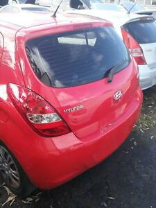 NOW WREAKING HYUNDAI I20 RED COLOR ALL PARTS 2012 Dandenong South Greater Dandenong Preview
