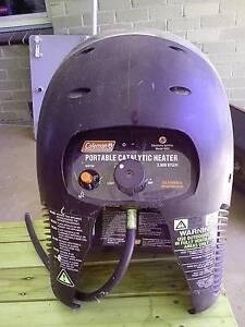 Gas Heater Coleman Frankston Frankston Area Preview