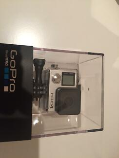 GoPro HERO 4 BLACK LATEST GoPro BRAND NEW IN BOX - Open to Offers Bondi Junction Eastern Suburbs Preview