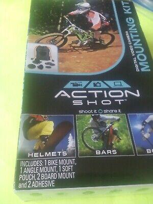 Action Shot Mounting  Digital video camera Accessorey Kit,
