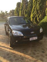 Ford Escape black 2010 Woodvale Joondalup Area Preview