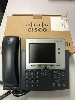 Brand new Cisco CP-7945G office phones