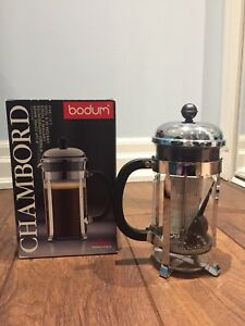 BRAND NEW Bodum french press - 8 cup