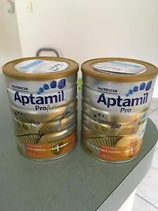 2x UNOPENED Aptamil Profutura 0-6 months Formula Redcliffe Belmont Area Preview