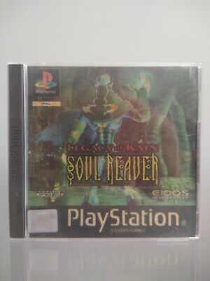 Legacy of Kain Soul ReaverPlatinum (Sony PlayStation 1, 2000) PS1 console?bundle