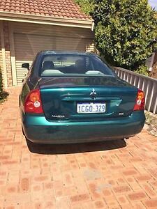 2004 Mitsubishi Magna Sedan Victoria Park Victoria Park Area Preview