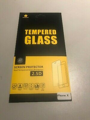 Screen Protector for New iPhone X Gorilla Tempered Glass iPhone 6 6s 7 8 Plus