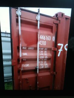 40 Foot Shipping Container Lithgow Lithgow Area Preview