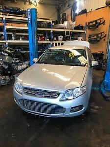 WRECKING 2012 FORD FALCON G6E ECO LPI Williamstown North Hobsons Bay Area Preview